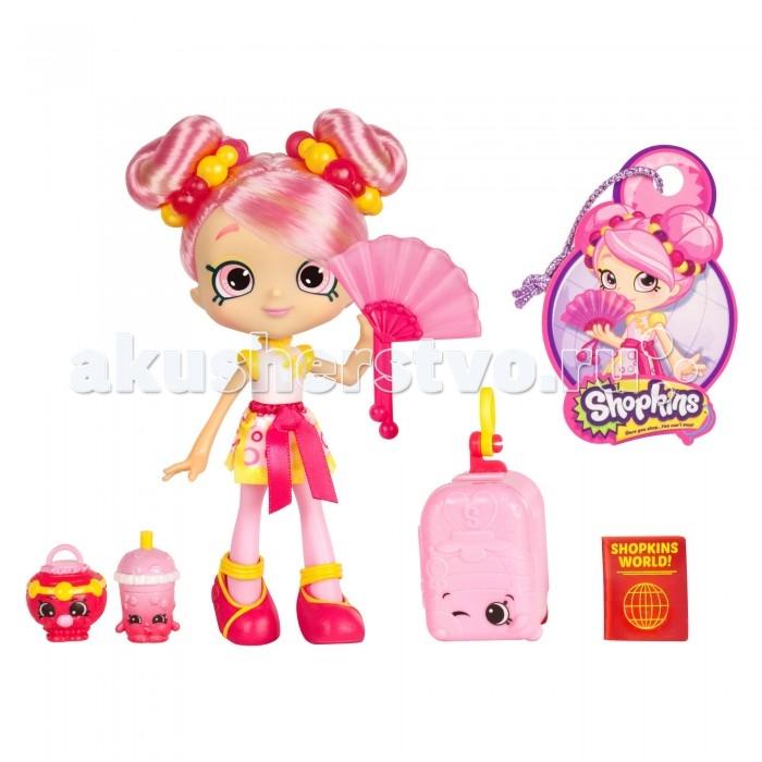 Игровые наборы Shopkins Кукла Пузырелла Путешествие в Азию игровые наборы esschert design набор игровой kg118
