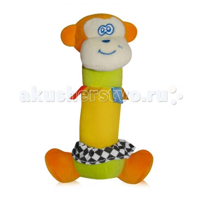 Погремушки Bertoni (Lorelli) мягкая Квакер Бадди погремушки lorelli toys игрушка жираф погремушка