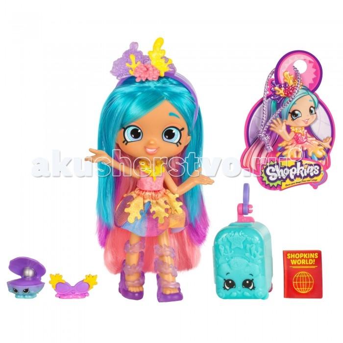 Игровые наборы Shopkins Игровой набор Кукла Кэрол Путешествие в Азию игровой набор маленькая кукла принцесса и ее друг в ассорт