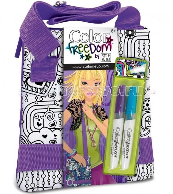 Заготовки под роспись Wooky Style Me Up Пурпурная сумочка детская косметика wooky style me up 1634 идеальный маникюр