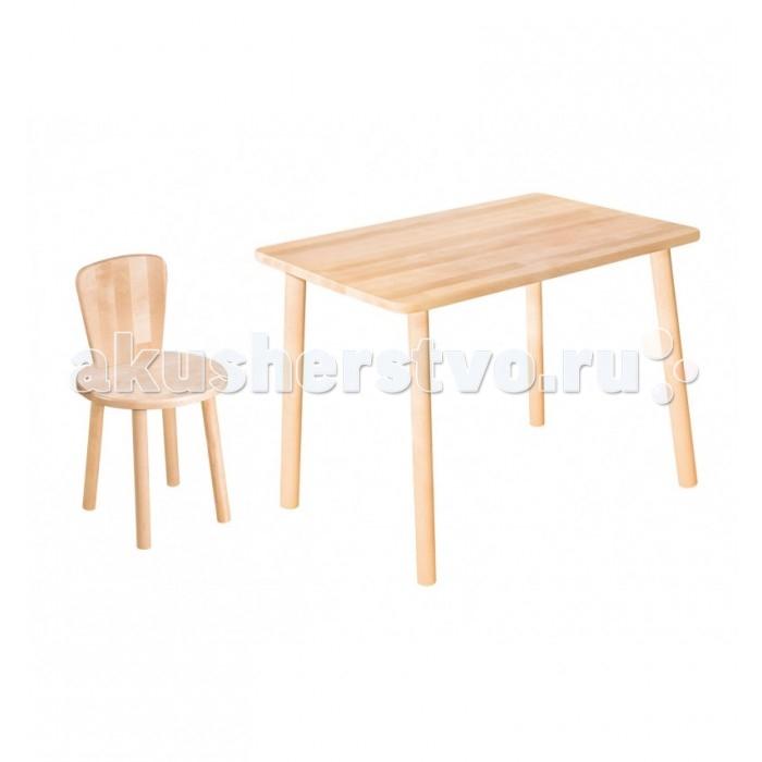 Столы и стулья РусЭкоМебель Набор мебели Эко Wood
