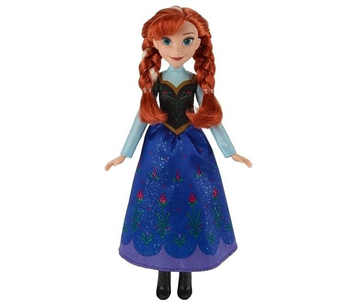 Куклы и одежда для кукол Disney Princess Кукла Холодное Сердце Анна кукла анна с олафом 15 см холодное сердце
