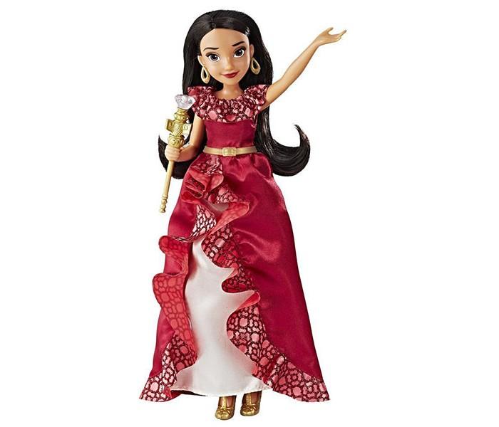 Куклы и одежда для кукол Disney Princess Кукла Елена  принцесса Авалора и волшебный скипетр, Куклы и одежда для кукол - артикул:453329