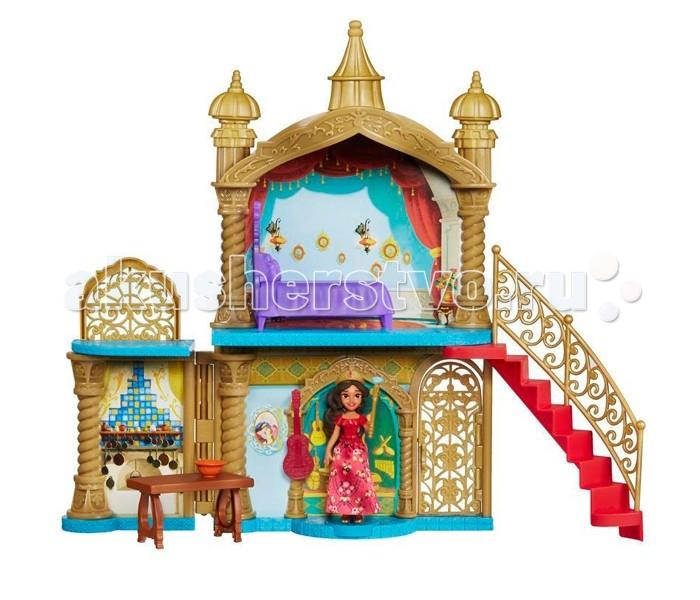 Игровые наборы Disney Princess Замок Елена  принцесса Авалора, Игровые наборы - артикул:453394