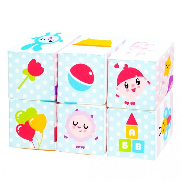Развивающие игрушки Мякиши Кубики Малышарики Мультики литвинчик к развивающие игрушки для малышей мамочкина мастерская
