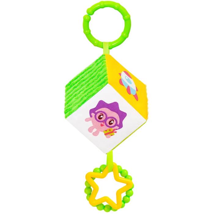 Подвесные игрушки Мякиши кубик Малышарик кубик мякиши зоомякиши обезьянка 258 1 шт