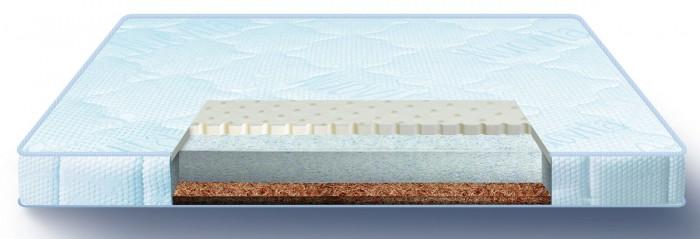 Матрас Nuovita  Cespo 160х80Cespo 160х80Матрас Nuovita Cespo 160х80 обеспечит комфортный и здоровый сон маленьким принцам и принцессам.  Особенности: Высота матраса 13 см Наполнитель: Кокос 1 см. + Schiuma Elastica (высокоэластичная пена) 10 см. + Латекс 1 см Все матрасы выполнены только из высококачественных материалов В основе матрасов используются: кокосовая плита, блок высокоэластичной пены, латекс, а так же независимый пружинный блок высокого качества Чехол матраса выполнен из эксклюзивного, прочного, детского хлопкового жаккарда, специально разработанного итальянской фабрикой Stellini Textail Group В матрасе по периметру присутствуют аэраторы (вентиляционные воздушные отверстия), они способствуют свободной циркуляции воздуха внутри конструкции матраса для обеспечения комфортного сна и долговечности изделия В матрасах для соединения наполнителей используется Hot melt (горячий клей на основе смолы произведенный в Италии), такой клей считается не токсичным.<br>
