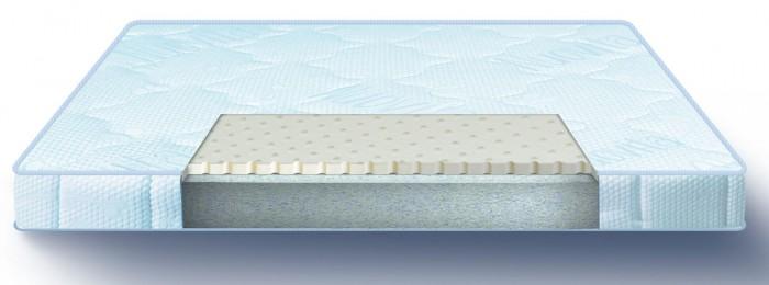 Матрас Nuovita  Globo 160х80Globo 160х80Матрас Nuovita Globo 160х80 обеспечит комфортный и здоровый сон маленьким принцам и принцессам.  Особенности: Высота матраса 12 см Наполнитель: Schiuma Elastica (высокоэластичная пена) 10 см. + Латекс 1 см Все матрасы выполнены только из высококачественных материалов В основе матрасов используются: кокосовая плита, блок высокоэластичной пены, латекс, а так же независимый пружинный блок высокого качества Чехол матраса выполнен из эксклюзивного, прочного, детского хлопкового жаккарда, специально разработанного итальянской фабрикой Stellini Textail Group В матрасе по периметру присутствуют аэраторы (вентиляционные воздушные отверстия), они способствуют свободной циркуляции воздуха внутри конструкции матраса для обеспечения комфортного сна и долговечности изделия В матрасах для соединения наполнителей используется Hot melt (горячий клей на основе смолы произведенный в Италии), такой клей считается не токсичным.<br>