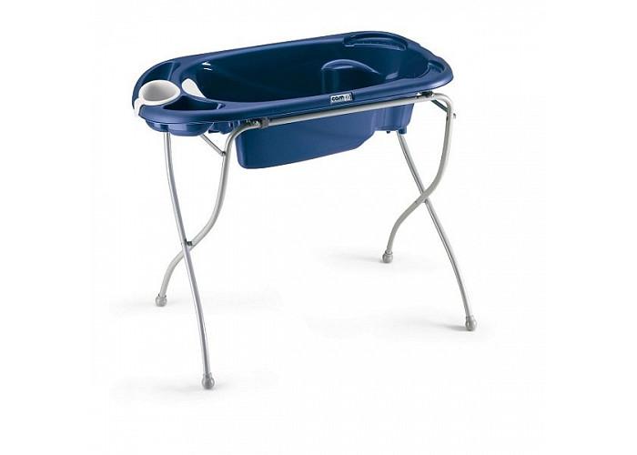 CAM Подставка под ванну универсальная Stand UniversaleПодставка под ванну универсальная Stand UniversaleУниверсальная подставка для детской ванны. Подходит для ванночек Cam Ninfea и Baby bagno. Компактно складывается. Вес 2,4 кг. Размеры: 77,5 x 56 x 88h см.<br>