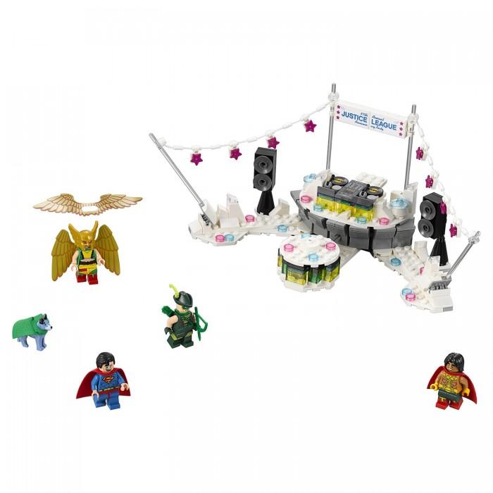 Купить Конструктор Lego Batman Movie Вечеринка Лиги Справедливости