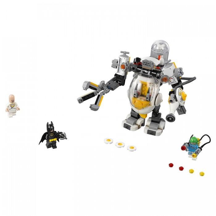 Lego Lego Batman Movie Бой с роботом Яйцеголового, Lego - артикул:454139