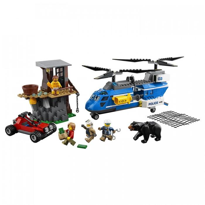 Lego Lego City Police Погоня в горах lego lego city police погоня в горах