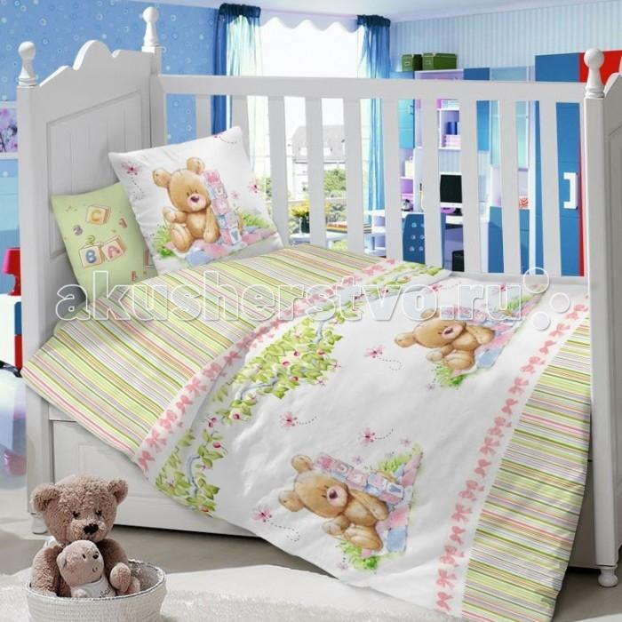 Постельное белье Dream Time BLK-46-SP-334-1/2C (3 предмета) dream time комплект постельного белья 1 5 сп blk 44 b 213 1c