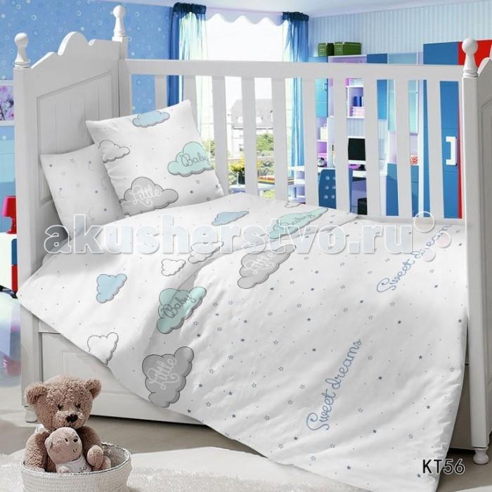 Постельное белье Dream Time BLK-46-SP-335-1/2C (3 предмета) постельное белье dream time кружочки 3 предмета