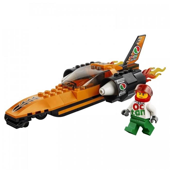 Lego Lego City Great Vehicles Гоночный автомобиль