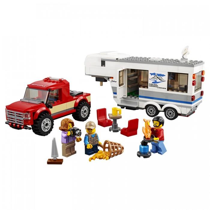 Lego Lego City Great Vehicles Дом на колесах мой дом на колесах