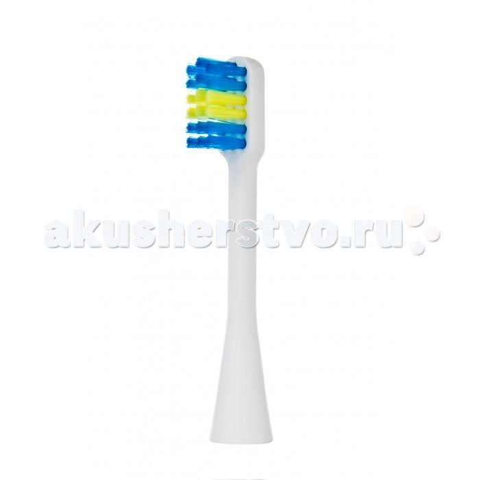 Гигиена и здоровье , Гигиена полости рта Hapica Сменные насадки для детской зубной щетки от 3 до 10 лет 4 шт. арт: 454921 -  Гигиена полости рта