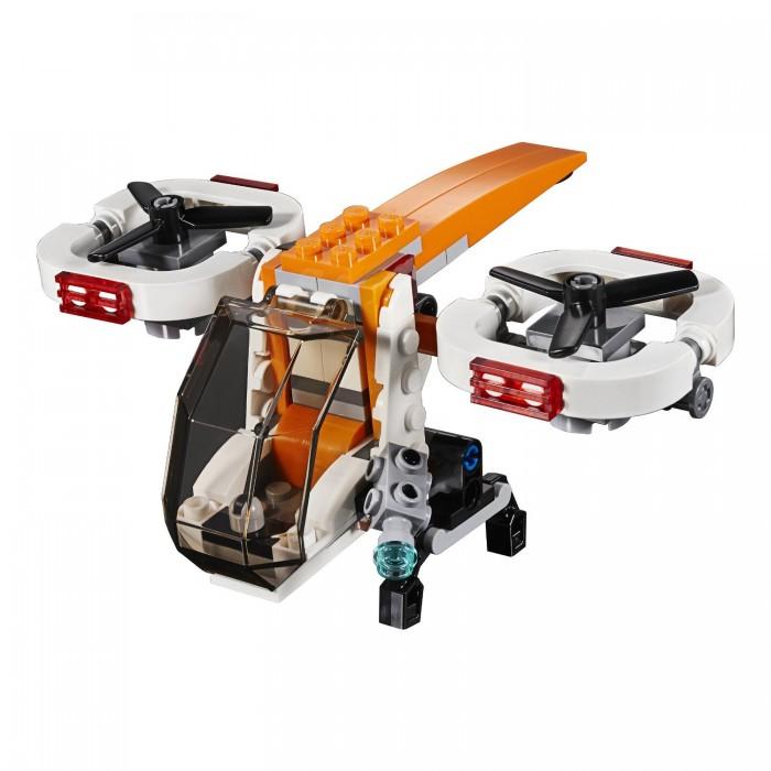 Lego Lego Creator Дрон-разведчик конструктор lego lego 31071 конструктор дрон разведчик