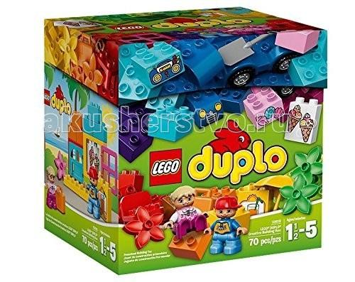Lego Lego Duplo 10618 Лего Дупло Веселые каникулы lego duplo 10508 лего дупло большой поезд