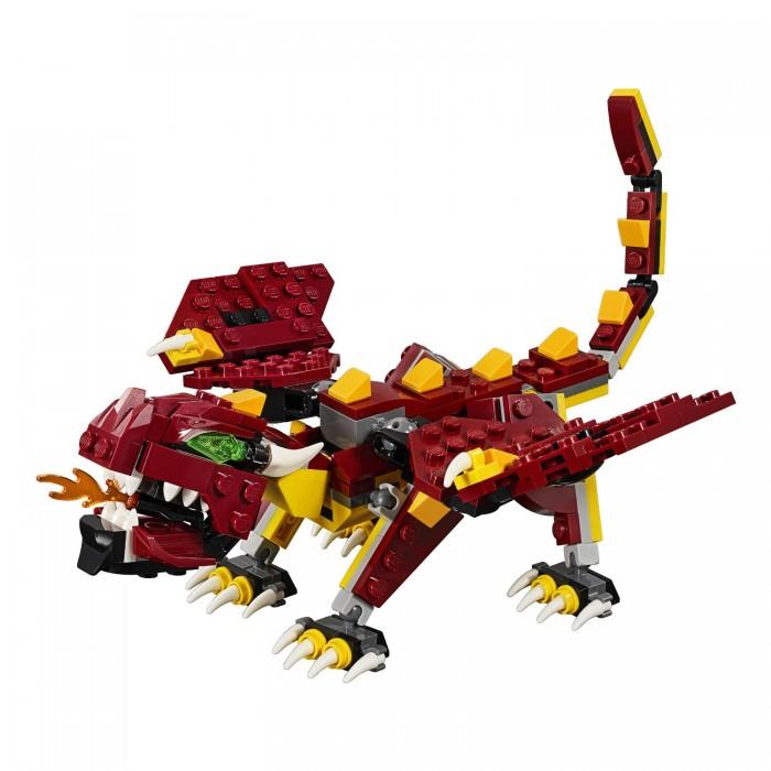 Lego Lego Creator Мифические существа книги эксмо мифические существа