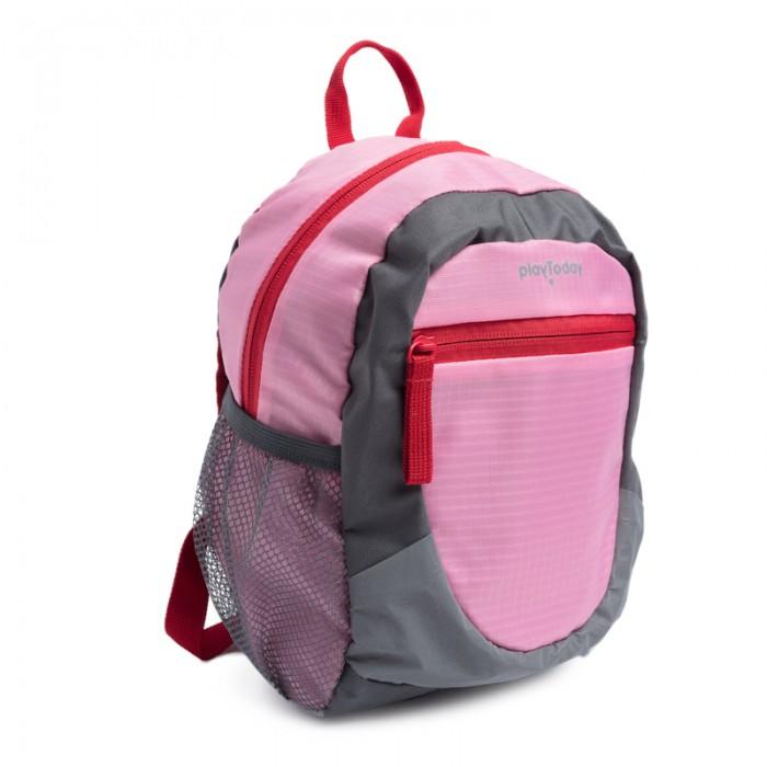 Школьные рюкзаки Playtoday Сумка текстильная для девочек Солнечная палитра 188712 аксессуары playtoday ободок для волос для девочек солнечная палитра 182722