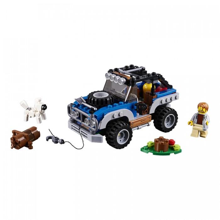 Lego Lego Creator Приключения в глуши lego горный внедорожник 70589