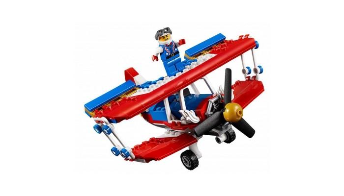 Lego Lego Creator Самолёт для крутых трюков купить шлем летчика в минске