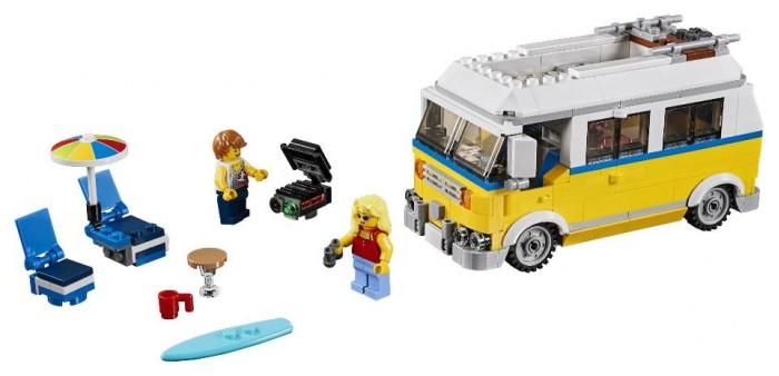Lego Lego Creator Фургон сёрферов
