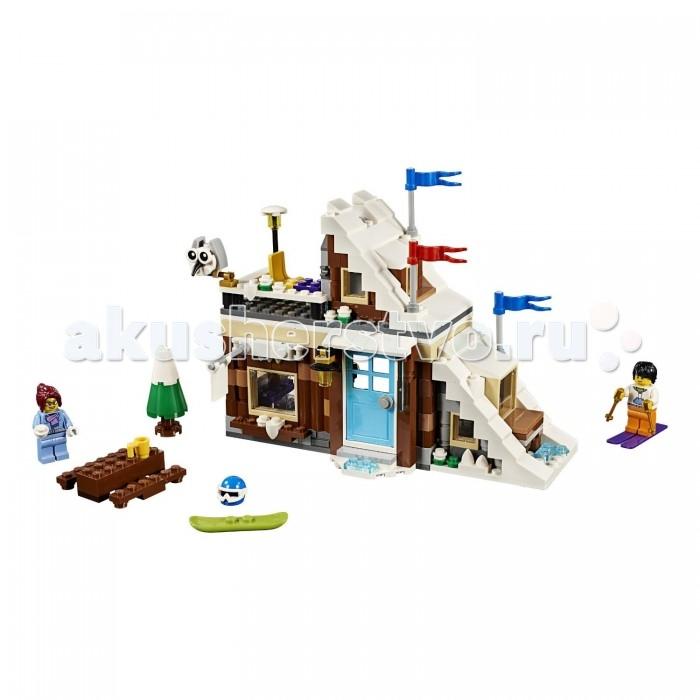 Lego Lego Creator Зимние каникулы модульная сборка