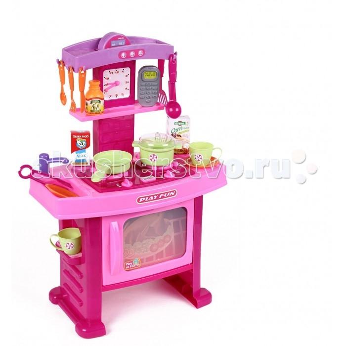 Игровые наборы Игруша Игровой набор Кухня I661-51 игровые наборы moose набор веселая кухня