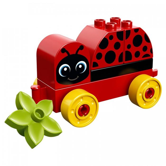 Lego Lego Duplo My First Моя первая божья коровка duplo my first 10851 мой первый автобус