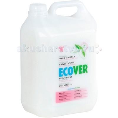 Гигиена и здоровье , Бытовая химия Ecover Экологический смягчитель для стирки среди цветов 5 л арт: 45714 -  Бытовая химия