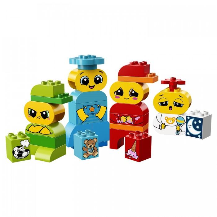 Купить Конструктор Lego Duplo My First Мои первые эмоции
