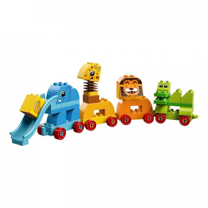 Lego Lego Duplo My First Мой первый парад животных цены онлайн