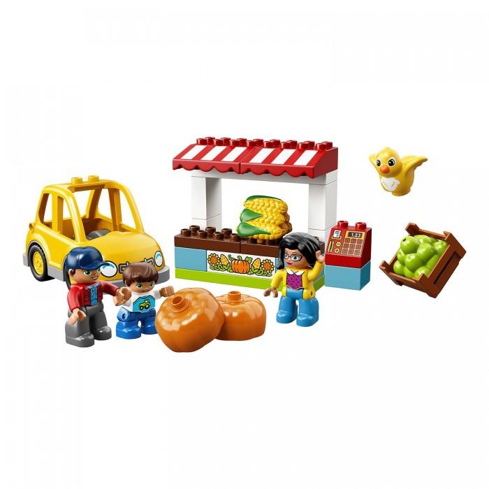 Lego Lego Duplo Town Фермерский рынок рижский рынок купить цветы ночью