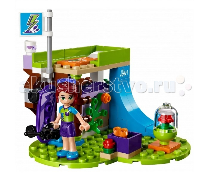 Lego Lego Friends Комната Мии рация
