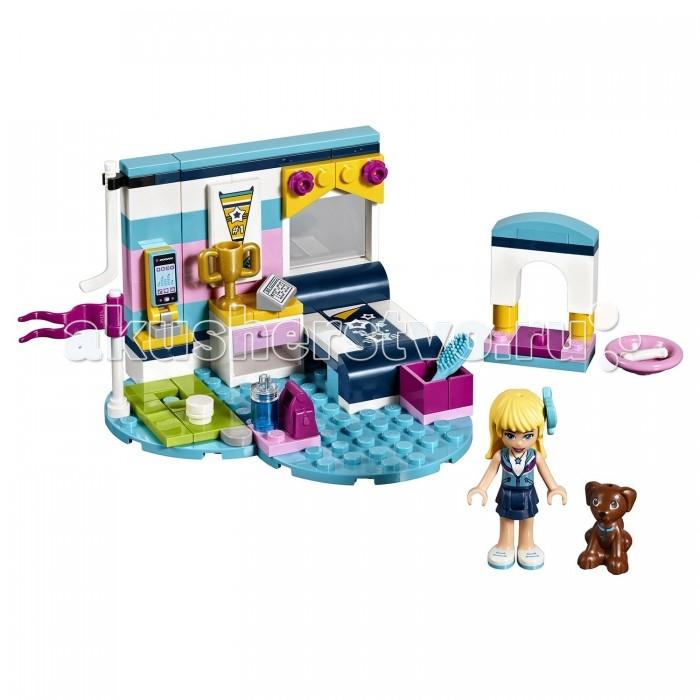Lego Lego Friends Комната Стефани нейтральный цвет в интерьере стефани хоппен