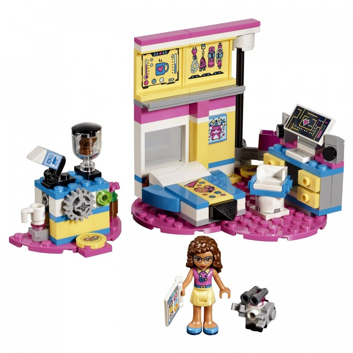 Lego Lego Friends Комната Оливии