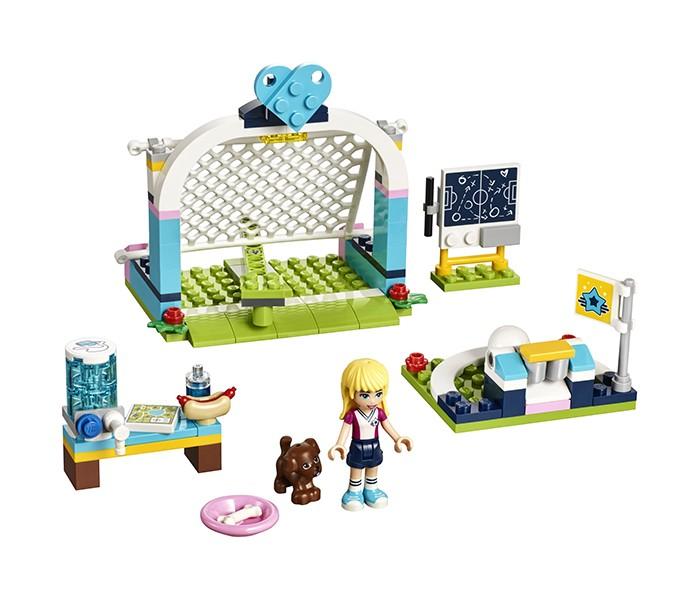 Lego Lego Friends Футбольная тренировка Стефани нейтральный цвет в интерьере стефани хоппен