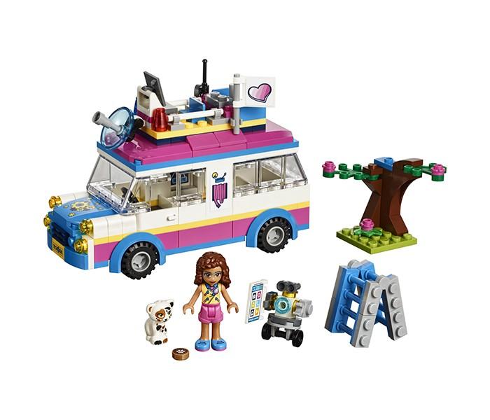 Lego Lego Friends Передвижная научная лаборатория Оливии