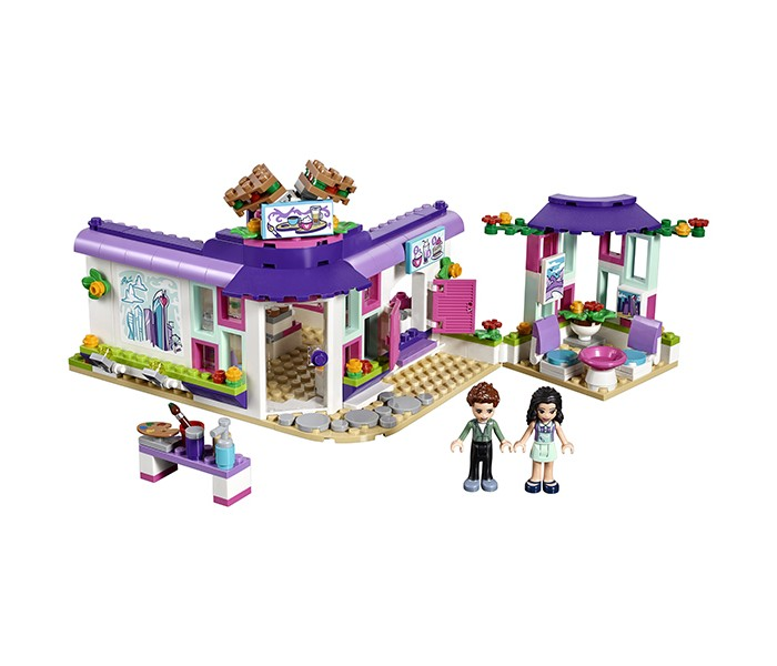 Lego Lego Friends Арт-кафе Эммы