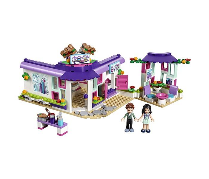 Lego Lego Friends Арт-кафе Эммы lego дом эммы 41095