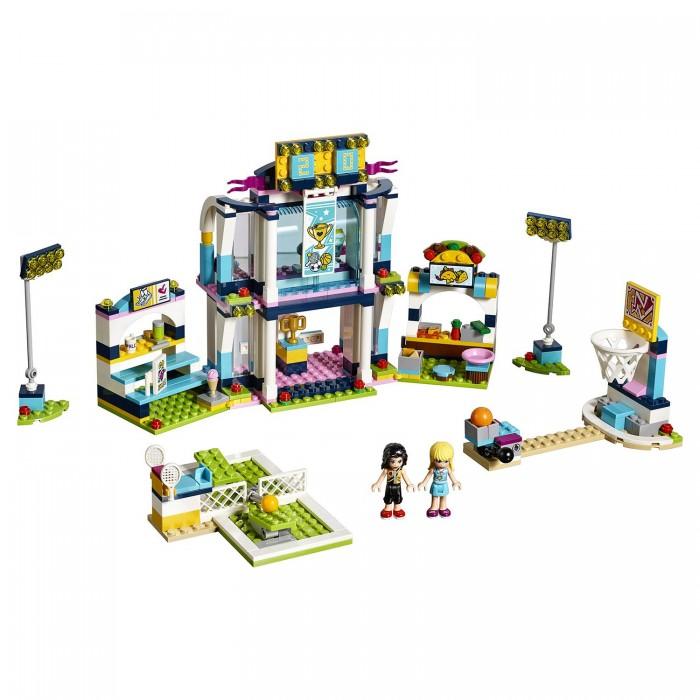 Lego Lego Friends Спортивная арена для Стефани lego friends со сменным элементом