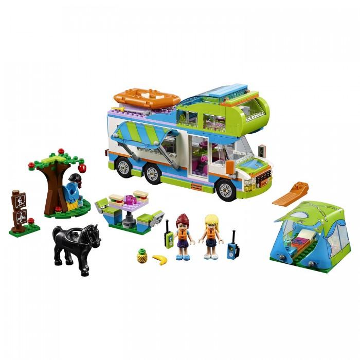 Lego Lego Friends Дом на колёсах lego friends со сменным элементом