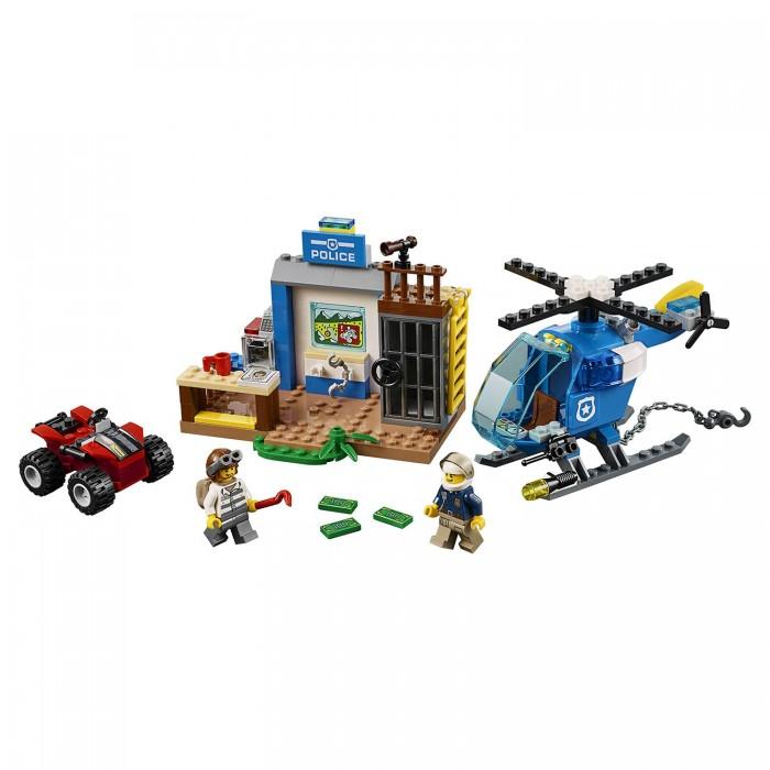 Lego Lego Juniors Погоня горной полиции рация