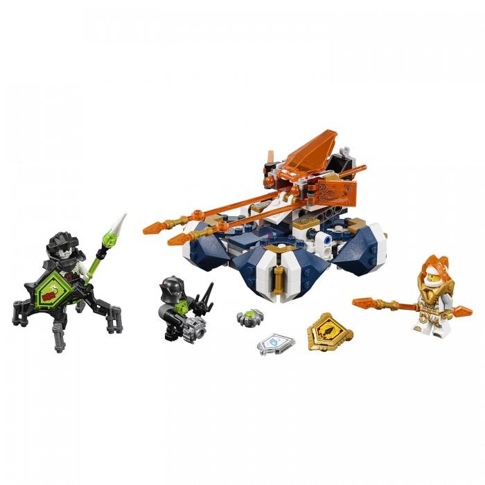 Lego Lego Nexo Knights Летающая турнирная машина Ланса конструктор lego nexo knights 70353 летающая горгулья