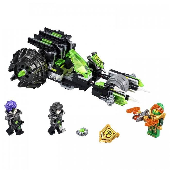 Lego Lego Nexo Knights Боевая машина близнецов lego lego nexo knights 70317 фортрекс мобильная крепость