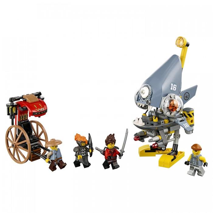 Lego Lego Ninjago Нападение пираньи lego juniors 10739 лего джуниорс ниндзяго нападение акулы