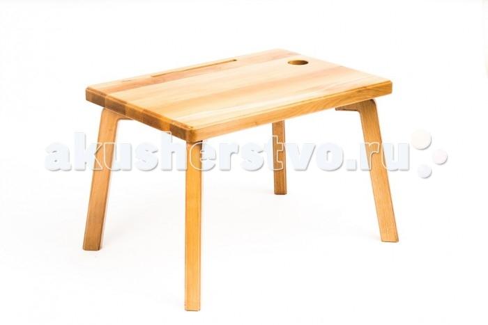 Детские столы и стулья Polli Tolli Детский столик Буковка