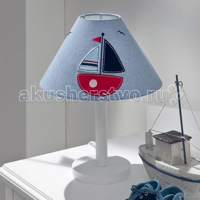 Детская мебель , Светильники Funnababy настольный Marine арт: 45838 -  Светильники
